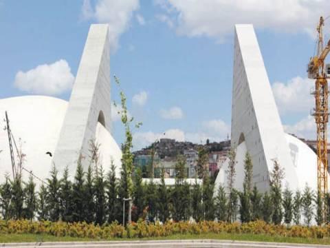 Bakan Güllüce, Ankara CSO binasını inceledi!