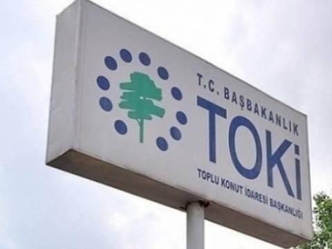 TOKİ'nin hedefi 500 bin konut inşa etmek!