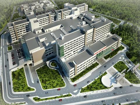 Şehir hastaneleri için kamu ve özel sektör işbirliği yapıyor!