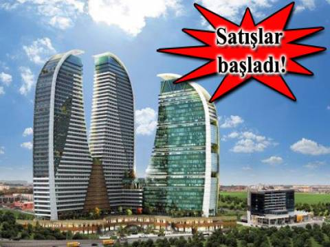 Sembol İstanbul 2. Etap'ta fiyatlar 95 bin liradan başlıyor!