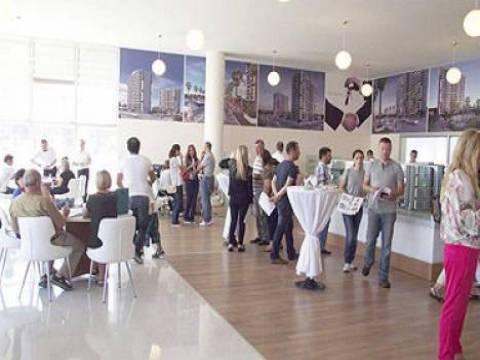 Mavişehir Modern 4 Evleri'nin yüzde 48'lik kısmı satıldı!