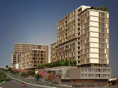 Toya Moda projesinde kira öder gibi ev sahibi olun!