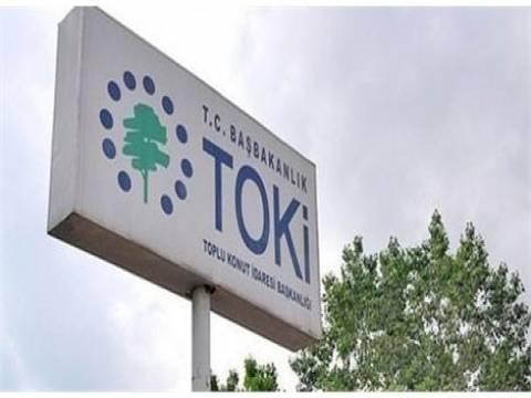 İhaleye çıkan TOKİ'nin arsaları 163.6 milyon TL'den satıldı!