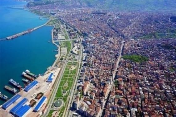 Samsun Canik'te satılık 2 arsa! 30.9 milyon TL'ye!