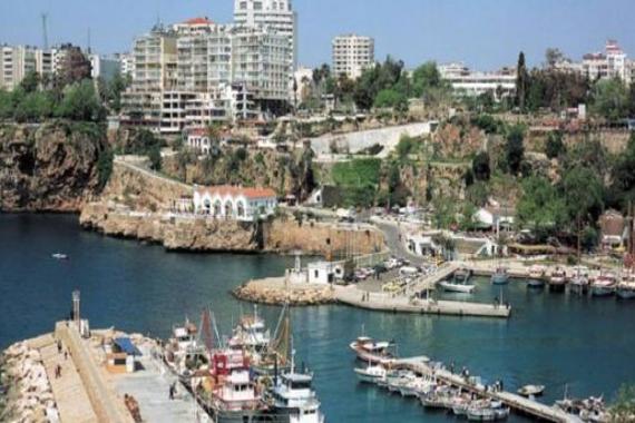 Antalya Muratpaşa'da satılık arsa! 7 milyon TL'ye!