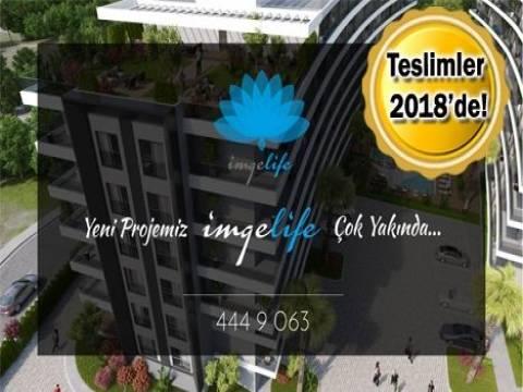 İzmir Menemen'de İmgelife Evleri yükseliyor!
