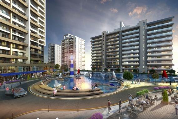 Marina Ankara'da yüzde 5 peşinatla!