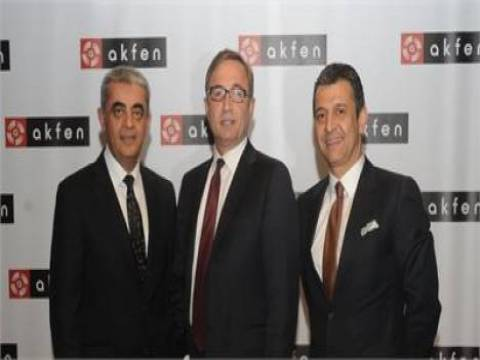 Akfen Holding'in 2014'ün ilk yarısında kazancı 48 milyon TL oldu!