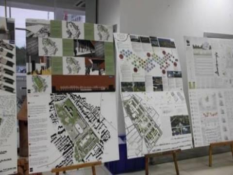 Taşınacak Olan Eskişehir Stadyum Alanında Yeni Fikirler yarışması gerçekleşti!