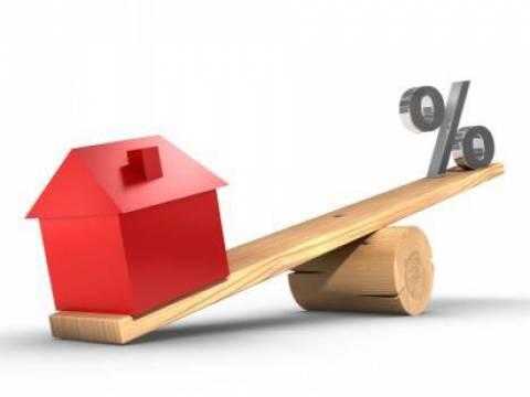 Konut kredisi faiz oranları yüzde 0,89 'dan başlıyor!