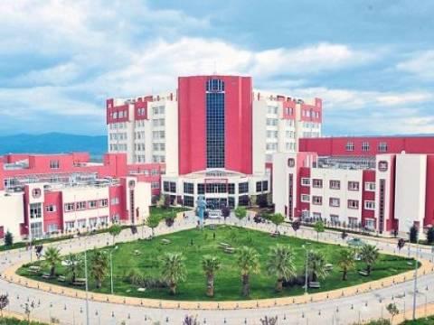 Adnan Menderes Üniversitesi hastanesine ek bina yapılacak!