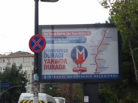 Yenikapı-İncirli-Sefaköy Metro Hattı için çalışmalar başladı!