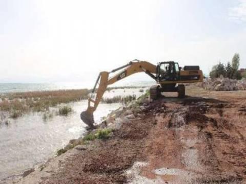 Beyşehir Gölü sahil çehresini değişecek!