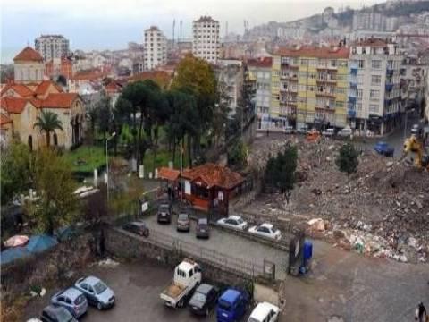 Gaziosmanpaşa'daki dönüşüm çalışmalarında tarihi çeşme bulundu!
