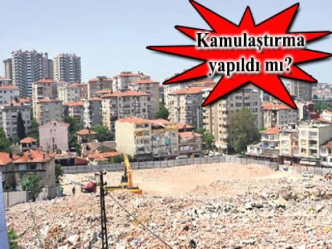 Fikirtepe'de kentsel dönüşüm sancısı sürüyor!