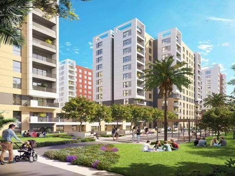 Sur Yapı Antalya Turkuaz teslimleri 2020'de!