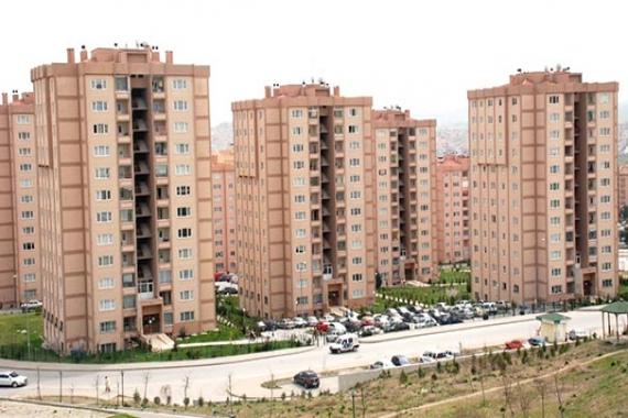 Türkiye'de Temmuz'da toplam 123 bin 878 adet konut satıldı!