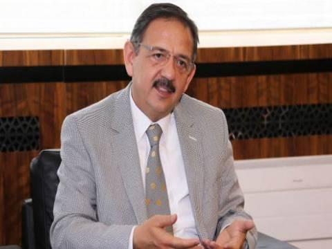 Mehmet Özhaseki: İmar planları ile sürekli oynanmasın!