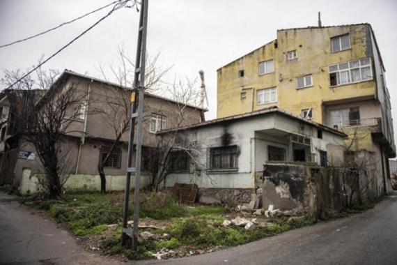 Fikirtepe'de dönüşüm için boşaltılan evler 400 liraya kiralanıyor!