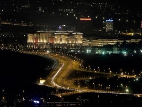 Cumhurbaşkanlığı Sarayı çevresindeki yollar isimlendirildi!