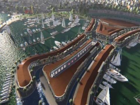 Viaport Marin Tuzla projesi Mayıs 2015'te açılacak!