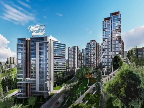 Ahes Misal İstanbul'un lansmanı gerçekleştirildi! Teslimler 2019'da!