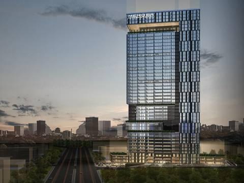 Ümraniye'ye Merosa İnternational Tower projesi geliyor!