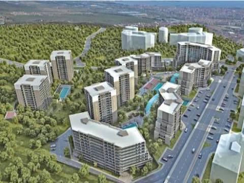 Evora İstanbul'da 77 ticari ünite satışa çıkıyor! 123 bin TL!
