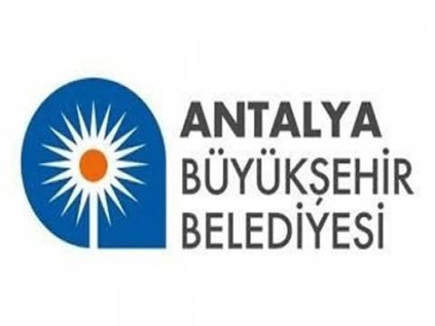 Antalya Büyükşehir, Aksu'daki inde 3 arsasını satışa çıkardı!