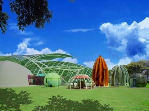 Türkiye'nin ilk kelebek bahçesi Mayıs'ta açılıyor!