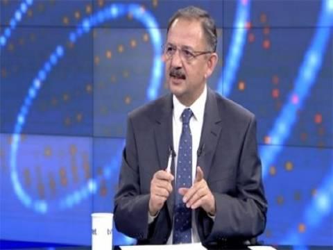 Mehmet Özhaseki: İstanbul'da her yıl 200 bin bina yenilenmeli!