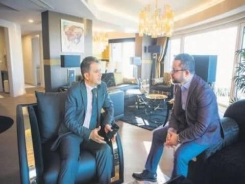 German Ghanbari: Türkiye'de konut projelerinde yer alacağız!