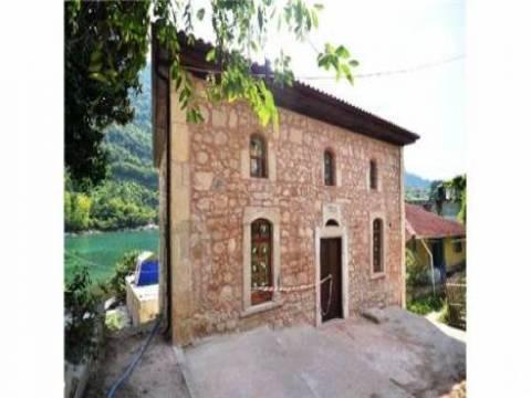 Gideros Camii restore edildi!