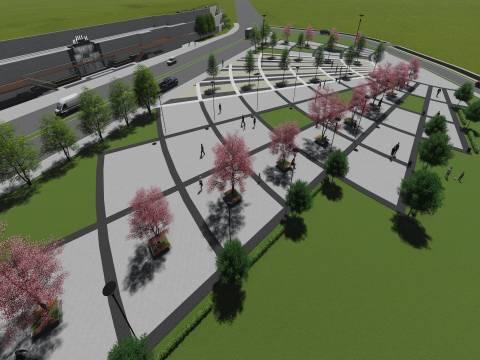 Manisa Selendi'de Kent Meydanı projesi ihale aşamasında!