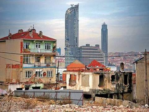 Fikirtepe'de yıkılmayan binalar suç örgütlerinin yuvası haline geldi!