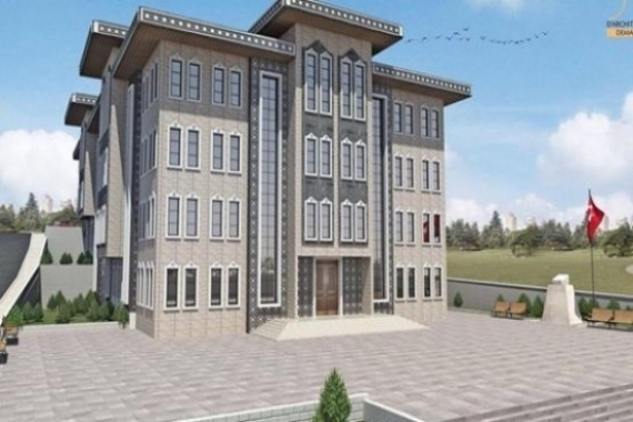 TOKİ Ardahan Hükümet Konağı ihalesi 6 Eylül'de!