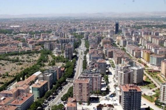 Konya Akşehir'de satılık 4 iş yeri! 11.3 milyon TL'ye!