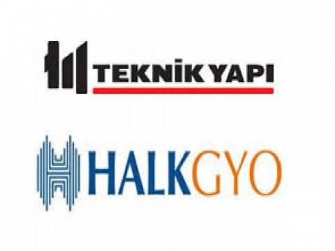 Teknik Yapı ve Halk GYO Alsancak projesi ön talepte!