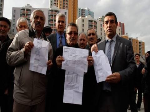 TOKİ Kuzey Ankara Konutları sakinleri faturaları protesto etti!