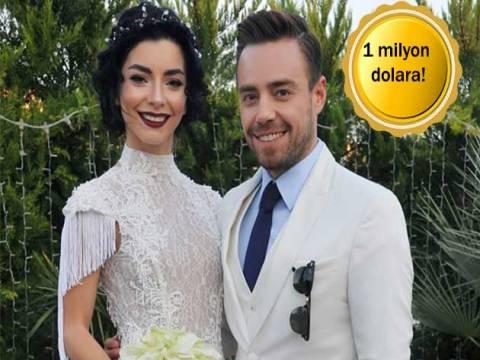 Murat Dalkılıç ve Merve Boluğur Bodrum'dan ev aldı!