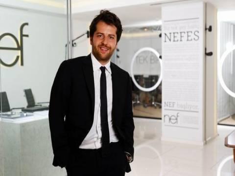 4.Uludağ Ekonomi Zirvesi'nin sponsoru Nef gayrimenkul oldu!