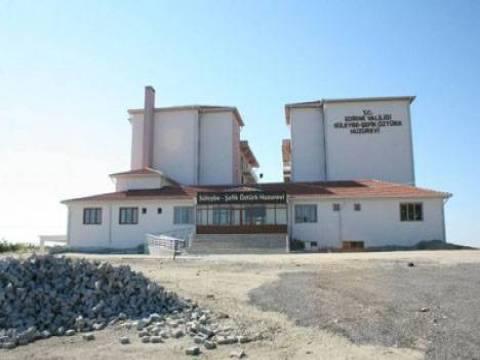 Uzunköprü Süleybe Şefik Öztürk Huzurevi hizmete açıldı!