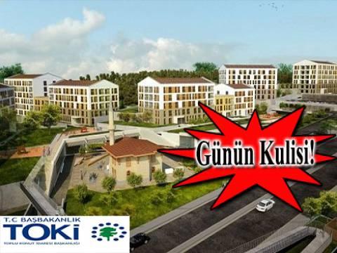 TOKİ'den Başakşehir'e 7 bin 500 konut!