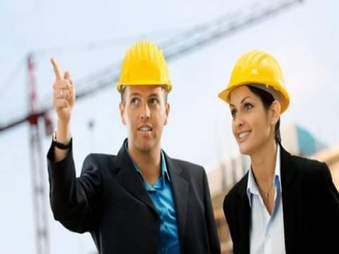 İnşaat sektöründe aktif kadın çalışan artıyor!