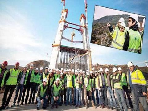 Kuzey Marmara Otoyolu ile 3. Köprü akademik çevrelerden büyük ilgi görüyor!