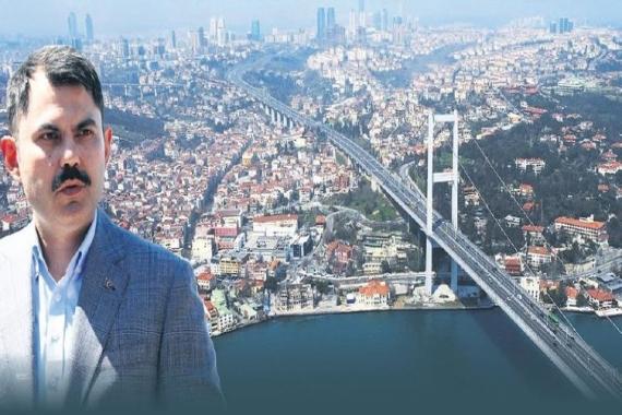 İstanbul'daki kaçak yapılar için düğmeye basıldı!