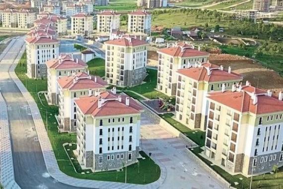 TOKİ Bursa'daki emekli konutlarını tamamladı!