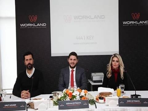 Eclipse Maslak Business'ta Workland konsepti yeni bir soluk getirdi!