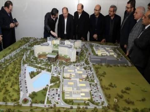 Recep Akdağ: Adana Şehir Hastanesi sonbaharda açılacak!