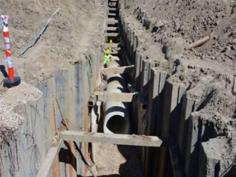 EXPO 2016 Antalya'nın kanalizasyon hattına başlandı!